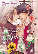 couverture, jaquette In God's Arms 3