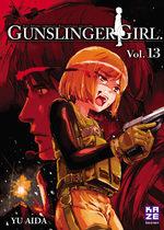 Gunslinger Girl 13 Manga