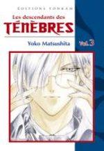 Les Descendants des Ténèbres 3 Manga