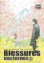 Blessures nocturnes T.10 Manga