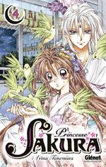 Princesse Sakura 4 Manga