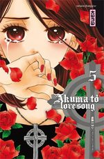 Akuma to Love Song 5
