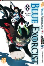 Blue Exorcist 8