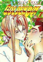 Golden Boy 7 Manga