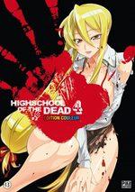 Highschool of the Dead T.4 Manga