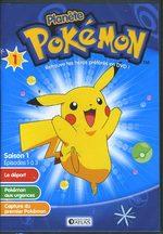 Pokemon - Saison 01 : Attrapez les Tous ! 1 Série TV animée