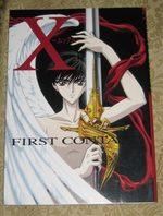 X de Clamp 1999 - First Contact 1 Anime comics