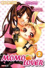 Momo Lover T.2 Manga