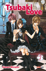 Tsubaki Love 7 Manga