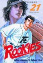 couverture, jaquette Rookies 21