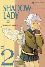 Shadow Lady 2 Manga