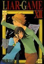 Liar Game 12 Manga