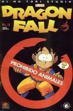 Dragon Fall 11 Global manga