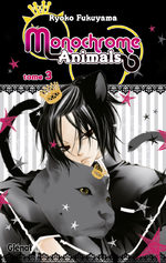 Monochrome Animals 3 Manga