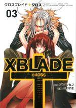 X Blade - Cross 3 Manga