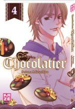 Heartbroken Chocolatier 4 Manga