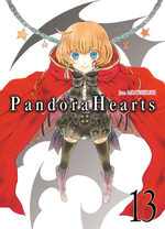 Pandora Hearts # 13