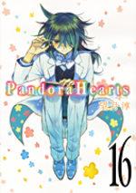 couverture, jaquette Pandora Hearts 16