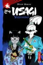 Usagi Yojimbo 24