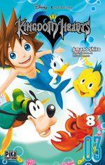 couverture, jaquette Kingdom Hearts 3
