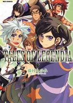 Tales of Legendia 6 Manga