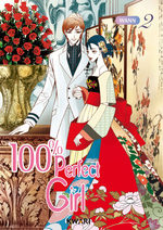 couverture, jaquette 100% Perfect Girl 2