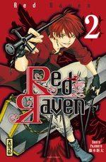 Red Raven T.2 Manga