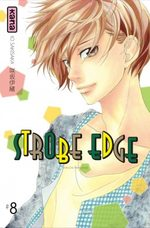 couverture, jaquette Strobe Edge 8