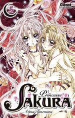 Princesse Sakura 5 Manga