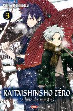 Kaitaishinsho Zéro T.3 Manga