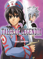 Tales of Legendia T.2 Manga