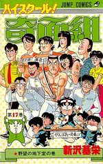 Kimengumi 17 Manga