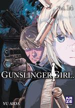 Gunslinger Girl T.14 Manga