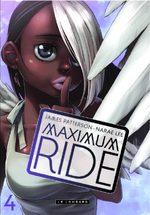Maximum Ride 4 Global manga