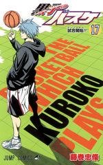 Kuroko's Basket 17 Manga