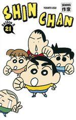 Shin Chan 21 Manga