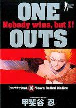 One Outs 16 Manga