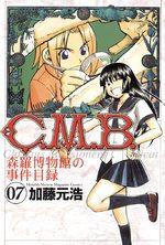 C.M.B. - Shinra Hakubutsukan no Jiken Mokuroku 7 Manga