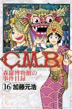 C.M.B. - Shinra Hakubutsukan no Jiken Mokuroku 16 Manga