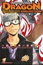 Dragon Collection - Ryû wo Suberumono 3 Manga