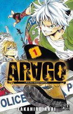 Arago T.1 Manga