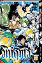 Enigma 3 Manga