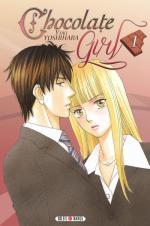 Chocolate Girl T.1 Manga