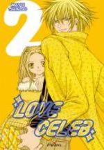 Love Celeb T.2 Manga