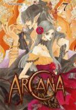 Arcana 7 Manhwa