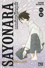 Sayonara Monsieur Désespoir 11 Manga