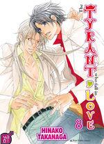 The Tyrant who fall in Love 8 Manga