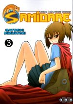SAMIDARE, Lucifer and the biscuit hammer # 3