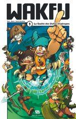 Wakfu T.1 Global manga
