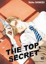 The Top Secret T.10 Manga